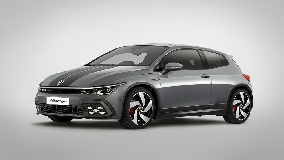 ¿Qué fue del VW Scirocco? ¿Volverá en 2021 con diseño inspirado en el Golf 8?
