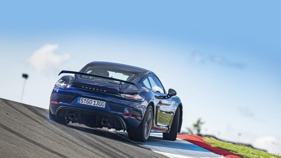 Porsche 718 Cayman GT4: probamos el nuevo mito deportivo en Hockenheim