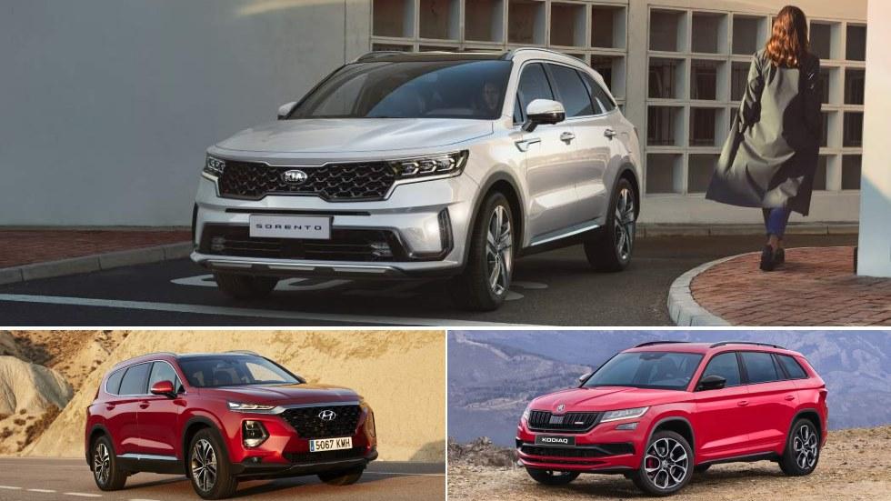 Kia Sorento 2020: los secretos del nuevo SUV y sus rivales Santa Fe y Kodiaq