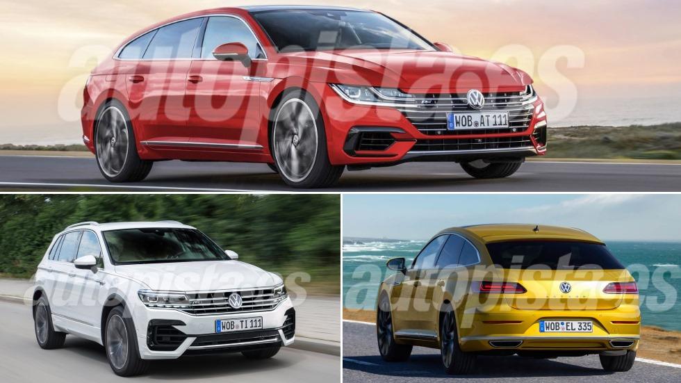 Volkswagen Tiguan y Arteon 2020: así se renuevan la berlina y el SUV