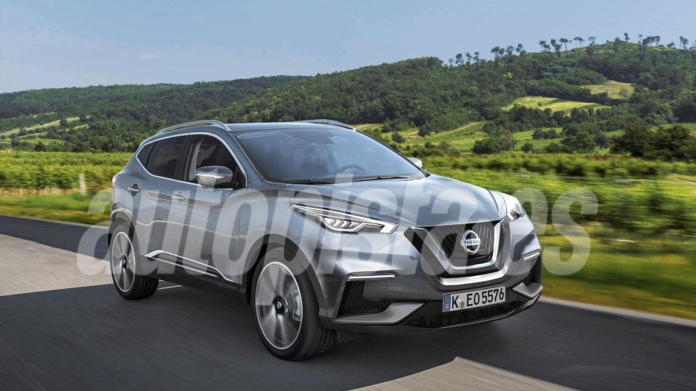 Nissan Qashqai 2021: todo lo que sabemos del nuevo SUV, el relevo del gran líder