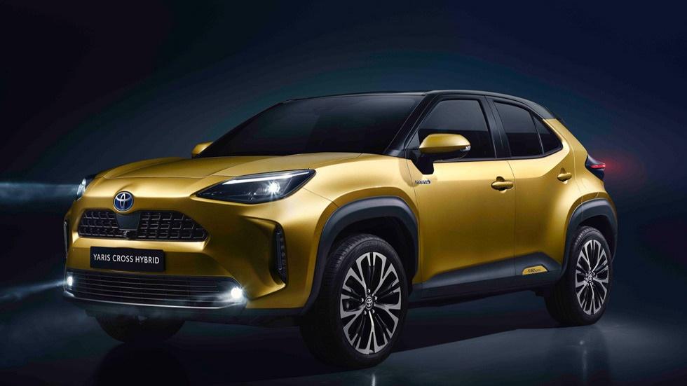 Toyota Yaris Cross 2021: fotos y datos del nuevo SUV urbano