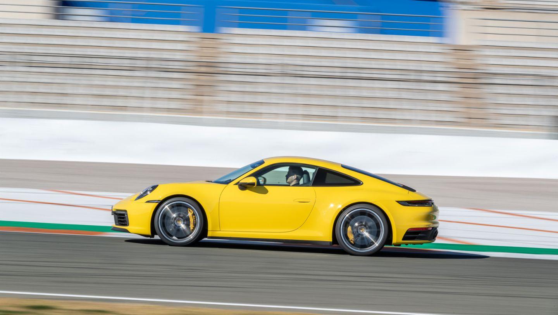 Porsche 911 2020: nuevo cambio manual de 7 marchas y más opciones