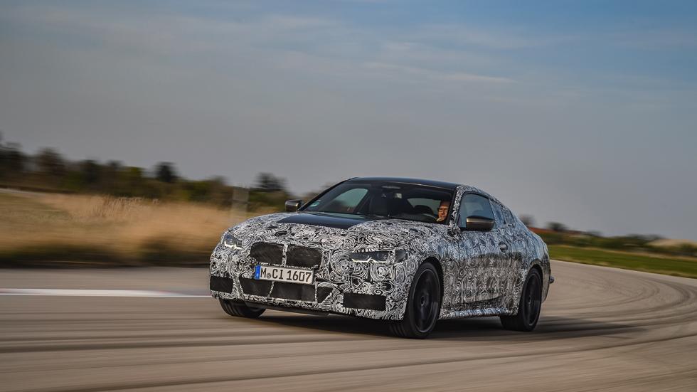BMW Serie 4 2020: así será el nuevo coupé, y vídeo del M440i xDrive