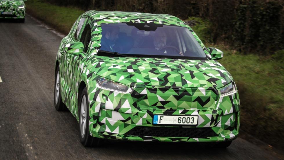 Skoda Enyaq: así es el nuevo SUV eléctrico, que ya hemos podido conducir