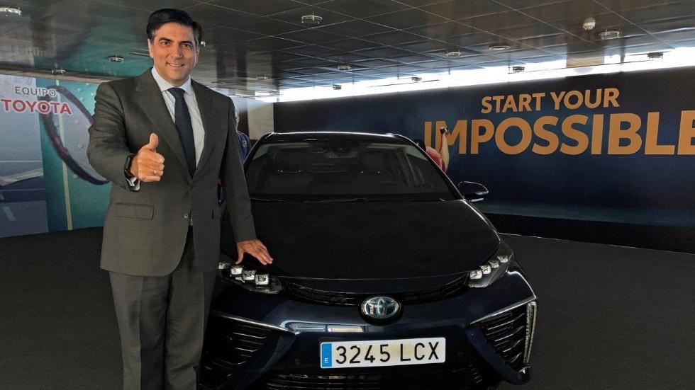 El futuro de Toyota tras el Covid-19: entrevista a su presidente, Miguel Carsi