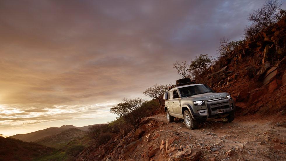 Land Rover Defender: prueba en Namibia de la nueva generación del mítico 4x4