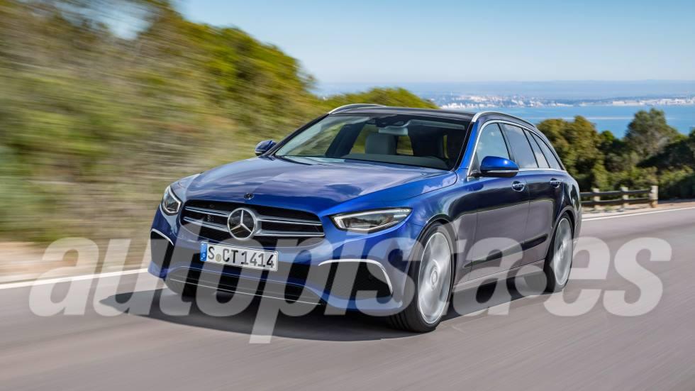 Mercedes Clase C 2021: así será la nueva generación de la berlina, todas las claves