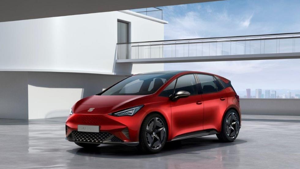 De Seat el-Born a Cupra el-Born: el nuevo compacto eléctrico, a la venta en 2021