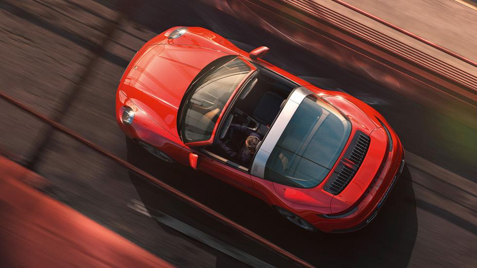 Porsche 911 Targa 2020: llega la variante Targa del deportivo