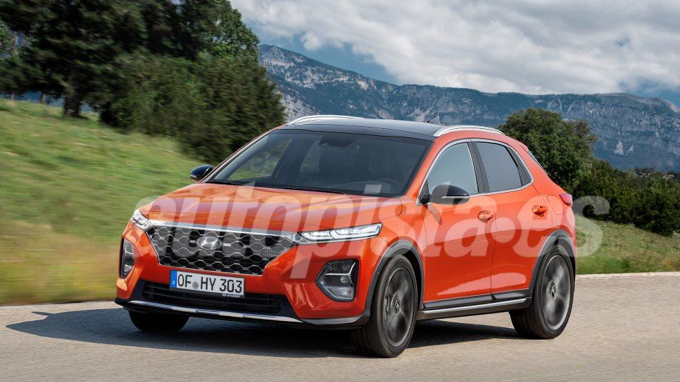 Hyundai i30X 2021: todos los secretos del nuevo SUV compacto