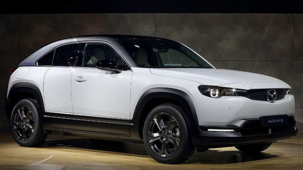 Mazda MX-30 2020: arranca la fabricación del nuevo SUV, que llega a España en otoño