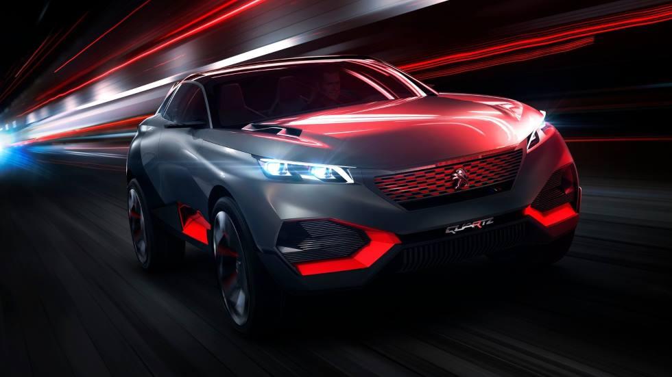Peugeot 3008 2023: así será la nueva generación del SUV compacto