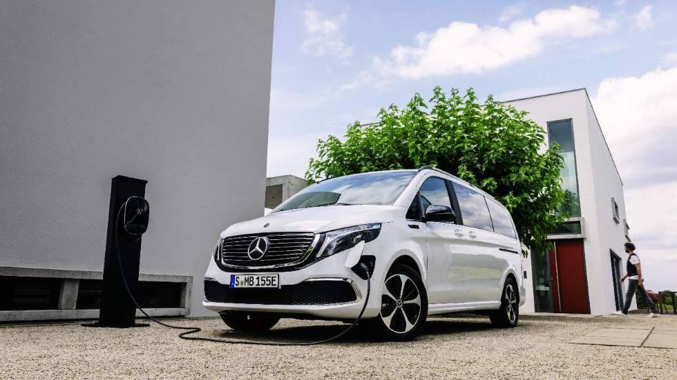 Mercedes EQV 2020, ya a la venta: precio y datos del nuevo familiar eléctrico