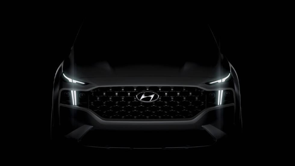 Hyundai Santa Fe 2020: el SUV se somete a una profunda renovación, todas las claves