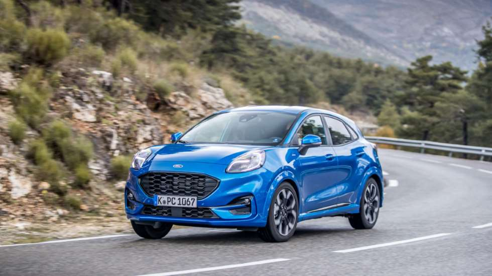 Ford Puma: nuevas versiones diésel y cambio automático para el SUV