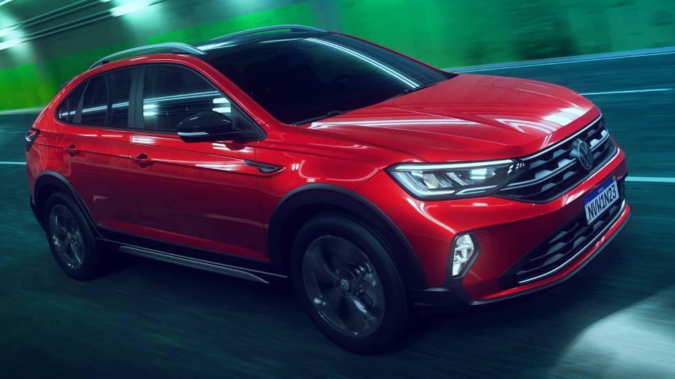 Volkswagen Nivus: debuta el nuevo SUV coupé, que también llegará a Europa
