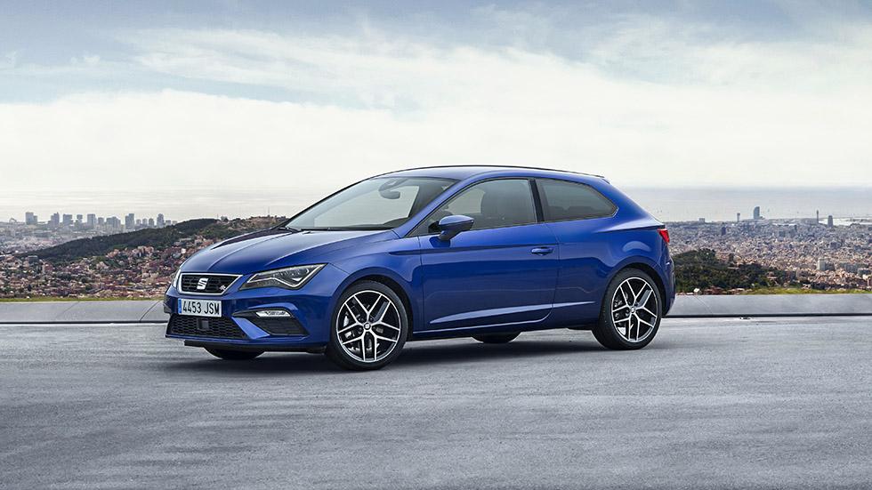 Seat León FR Fast Edition, desde 5 euros al día
