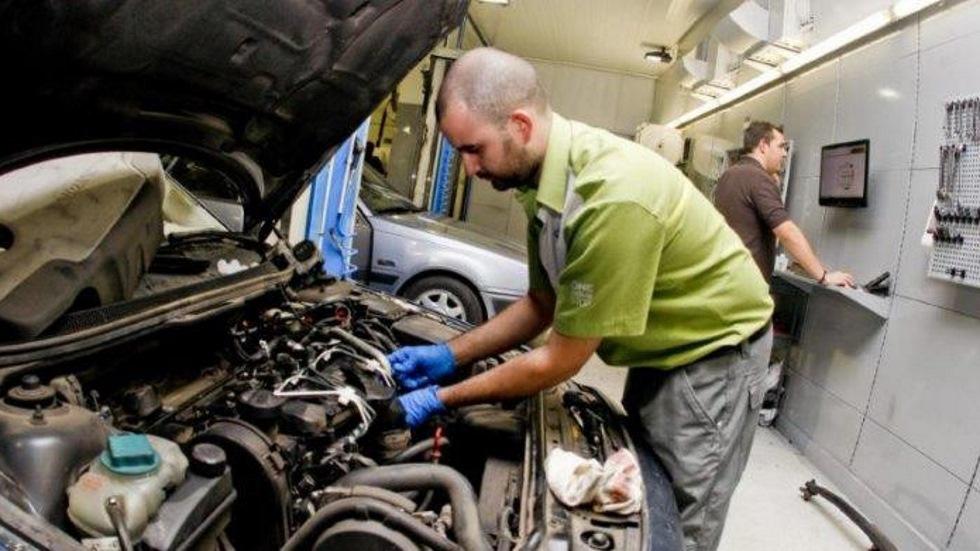 Reparación del coche: así será el nuevo taller post COVID