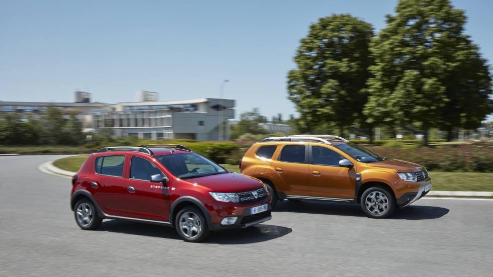 Dacia Duster, Sandero y Logan, con nuevo motor de gas TCE 1.0 Eco-G: todos los datos