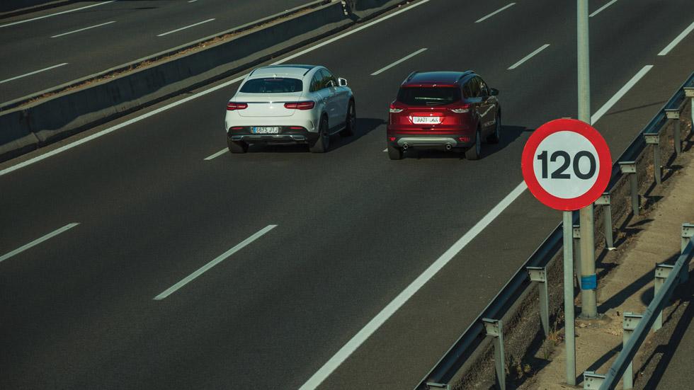 La DGT recuerda todos los límites de velocidad vigentes en España durante la desescalada