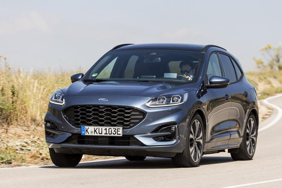 A prueba el Ford Kuga PHEV: probablemente, el mejor SUV híbrido enchufable