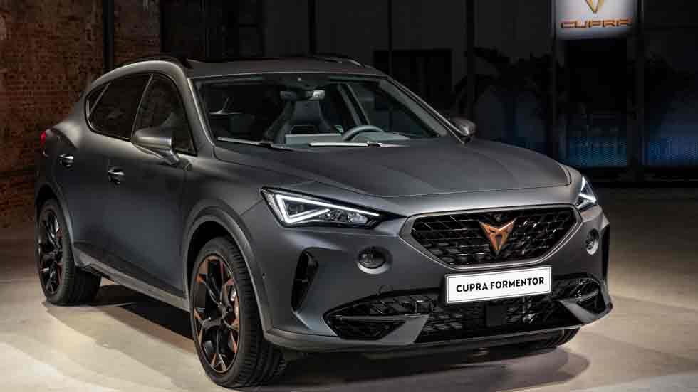 Cupra Formentor: así es el primer SUV desarrollado específicamente como Cupra