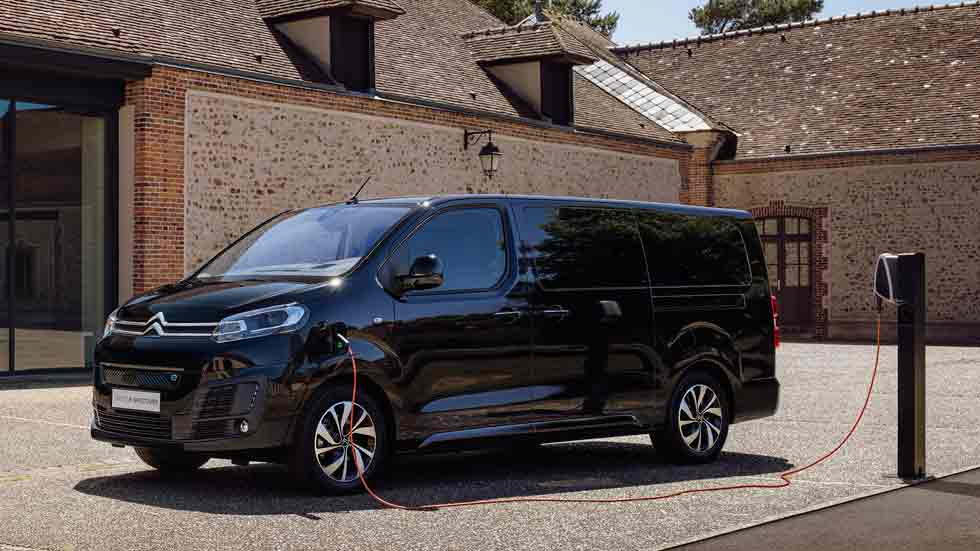 Citroën e-SpaceTourer: el monovolumen eléctrico, con tres longitudes y 330 km de autonomía