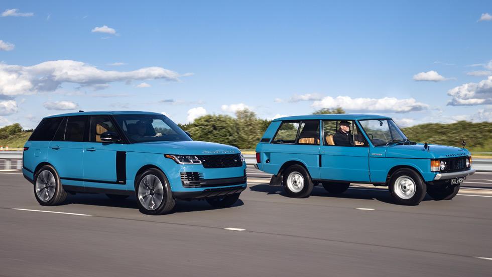 Range Rover Fifty: nueva edición limitada por su 50 aniversario