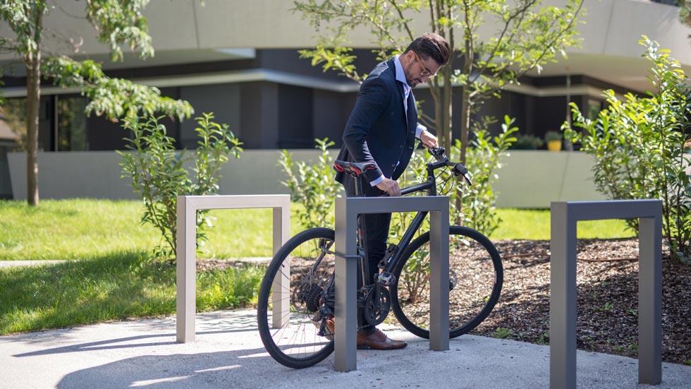 Los mejores consejos para aparcar de forma segura tu bici en la calle
