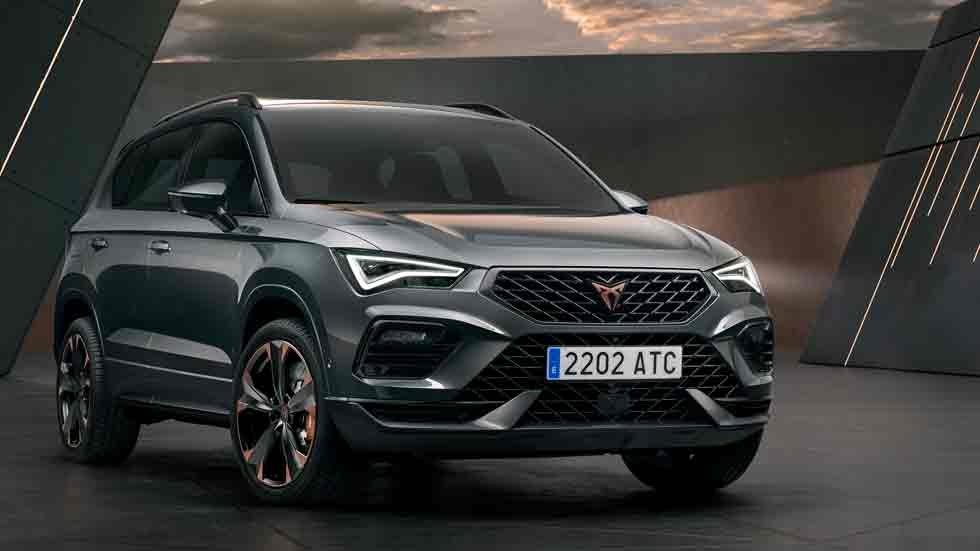 Cupra Ateca 2020: así se actualiza el SUV deportivo, todas las claves