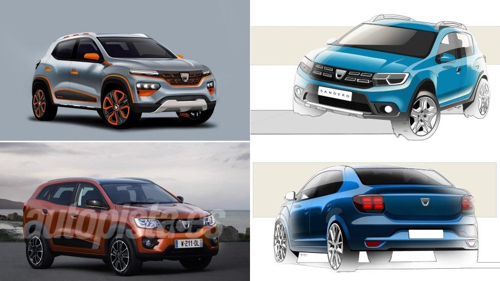 Todas las novedades de Dacia para 2020 y 2021: Spring, Sandero III, nuevo Logan…