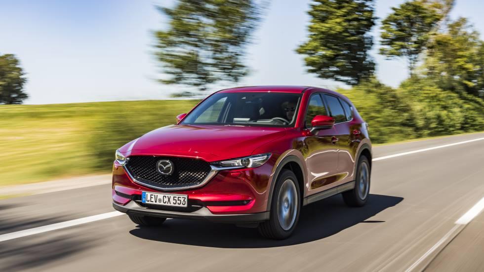 Mazda CX-5 2020: así se actualiza el SUV medio