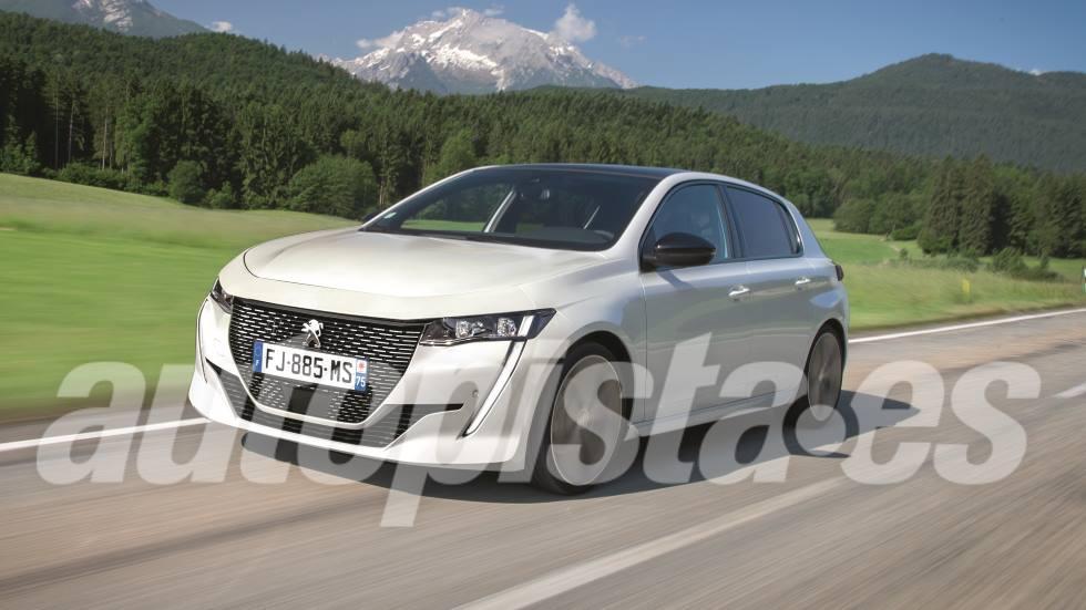Peugeot 308 2021: nuevos datos del compacto que llega en menos de un año