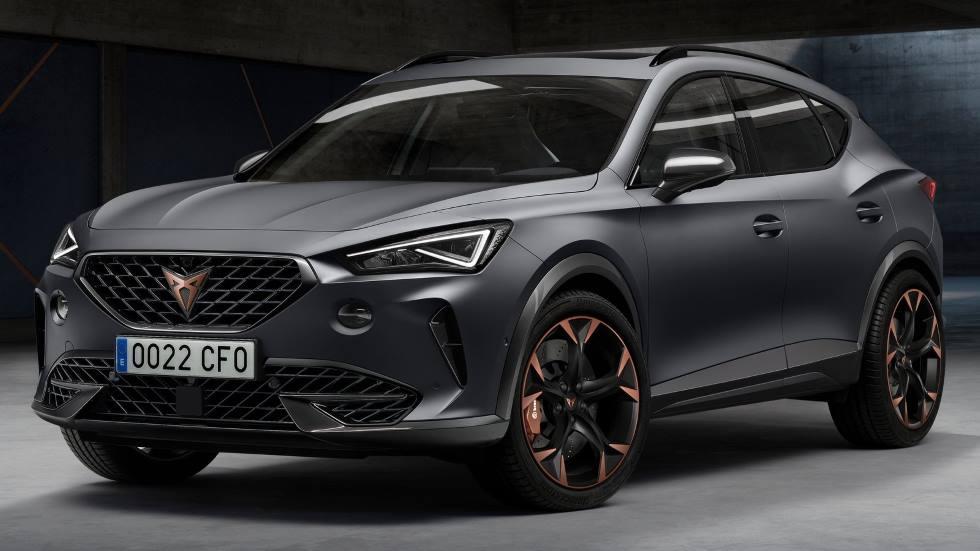 Cupra Formentor: el nuevo SUV admitirá pedidos a partir de julio