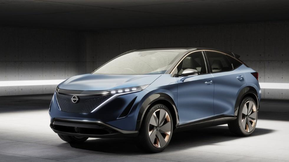 Nissan Ariya: todos los secretos del nuevo Qashqai eléctrico, que debuta en julio