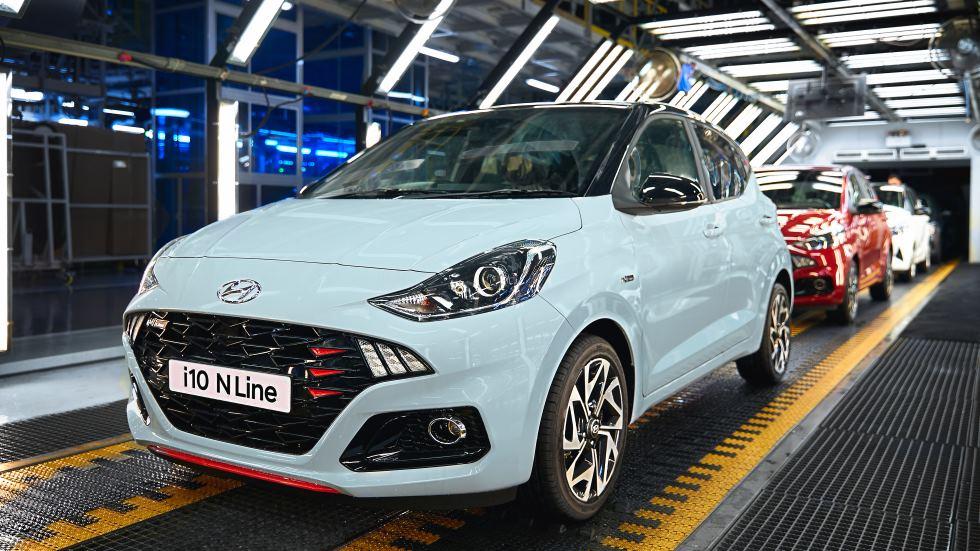 Hyundai i10 N Line 2020: un GTI de los de antes, a la venta en verano