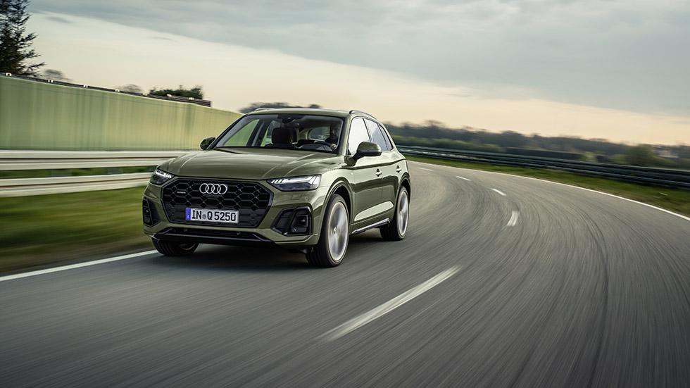 Audi Q5 2020: todos los datos y fotos oficiales del renovado SUV