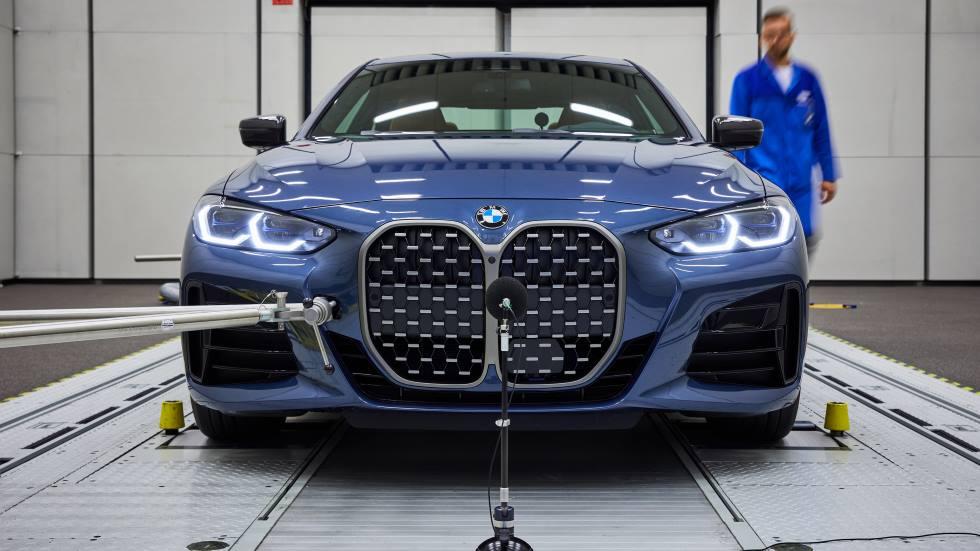 BMW Serie 4 Coupé 2020: la nueva berlina deportiva comienza a fabricarse