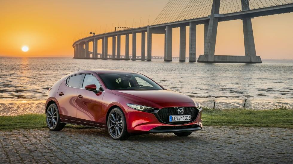 Mazda3 2021: se filtran los datos de su inédita versión Turbo