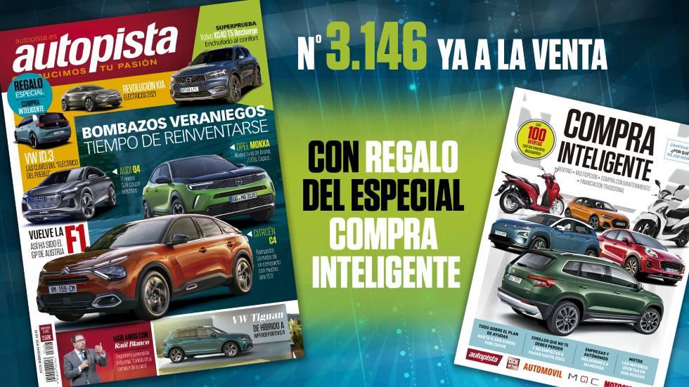 Revista Autopista 3.146, ya a la venta: al detalle los nuevos Opel Mokka y Citroën C4