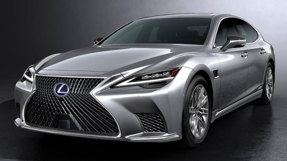Lexus LS 2021: la gran berlina híbrida de lujo se actualiza