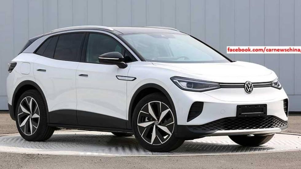 """Volkswagen ID.4: cuándo arranca en Alemania la fabricación del nuevo SUV, un """"Tiguan eléctrico"""""""