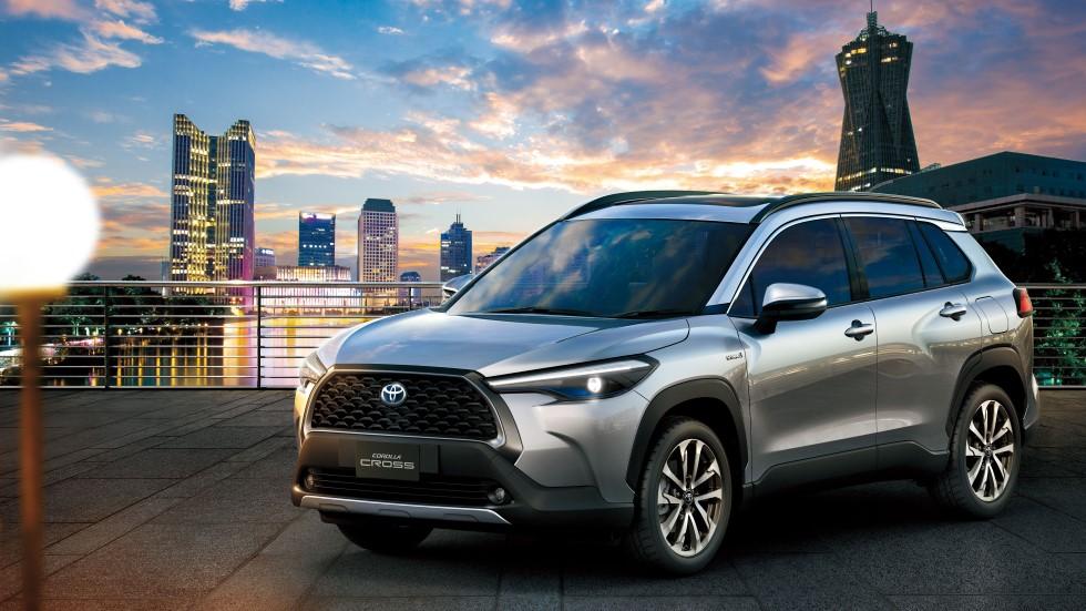 Toyota Corolla Cross 2021: así es el nuevo SUV, entre el C-HR y el RAV4