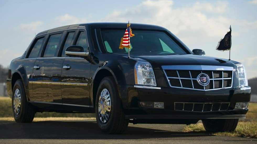 Así es 'La bestia': el nuevo coche de Donald Trump