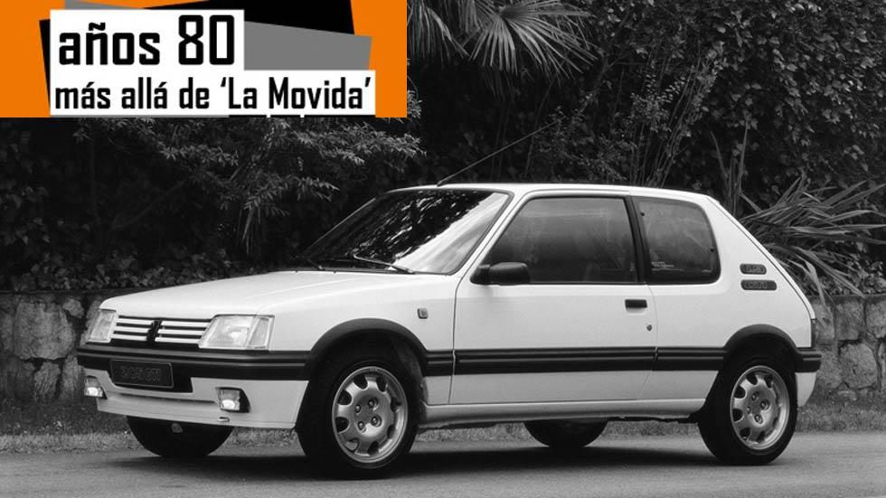 Los diez coches más populares de los 80