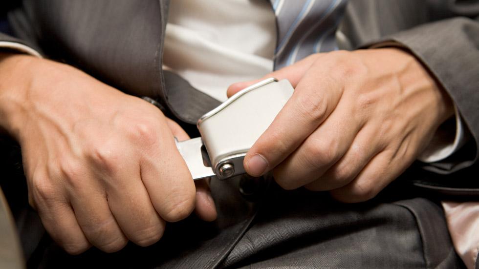 1 de cada 3 europeos no usa el cinturón en las plazas traseras