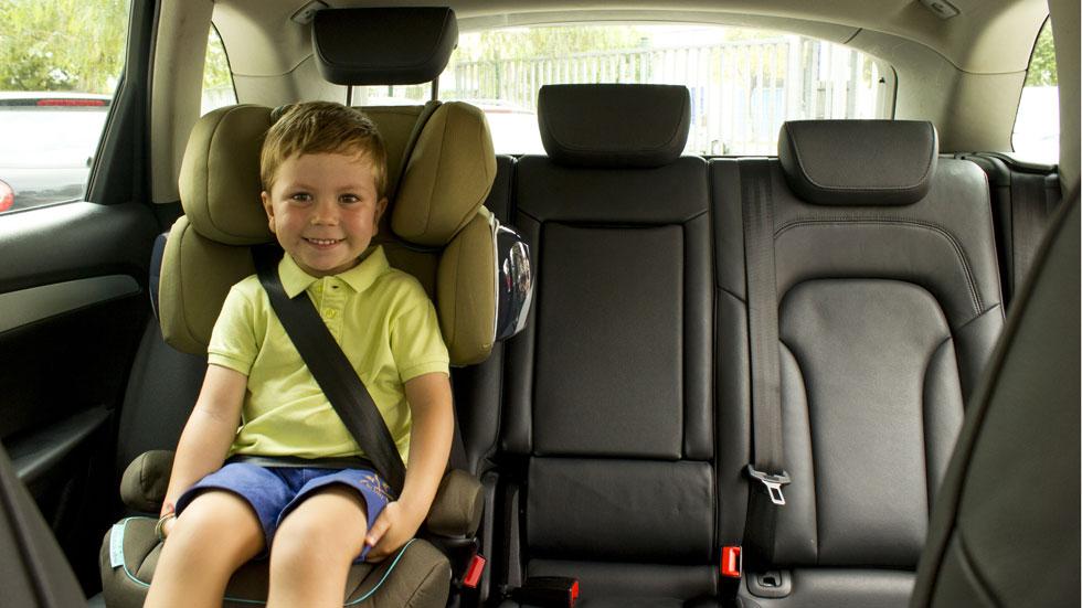 1 de cada 4 conductores desconoce la sillita adecuada para su hijo