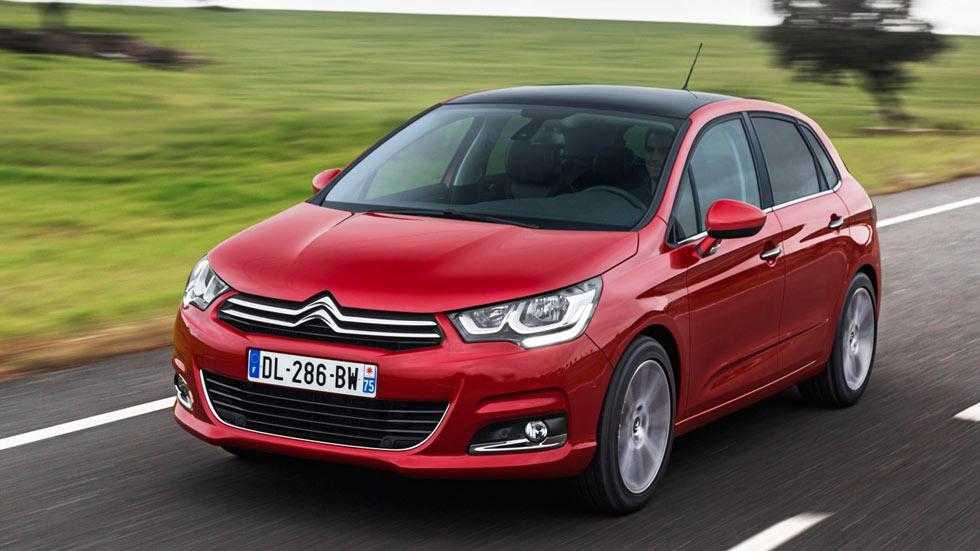 Los 10 coches más vendidos en marzo