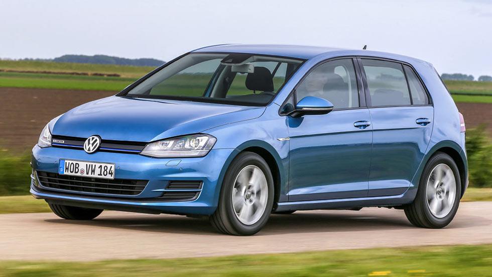 Los 10 coches más vendidos en mayo de 2015 en Europa
